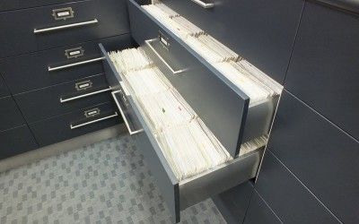Custom Drawer Systems