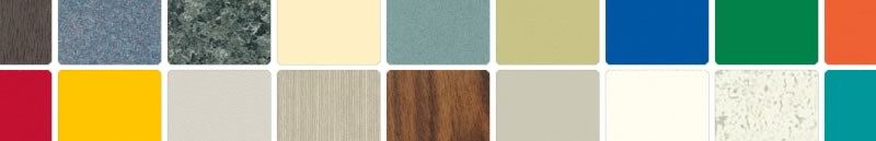 Laminates come in a range that will amaze you!
