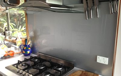 Vetro Metallic Starphire splashbacks