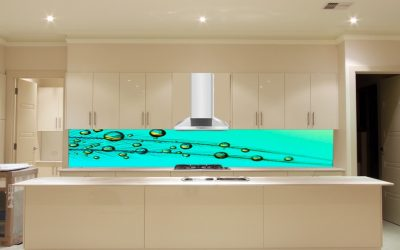Digital image print splashbacks